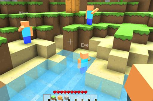 Minecraft VOXEL